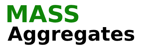 MASS Aggregates Logo